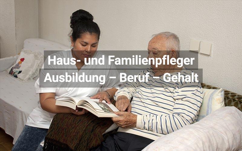 Haus Und Familienpfleger