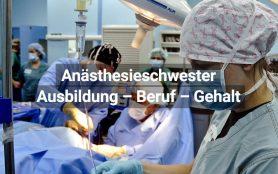 Anästhesieschwester