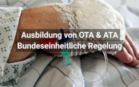 Einheitliche Ausbildung OTA ATA