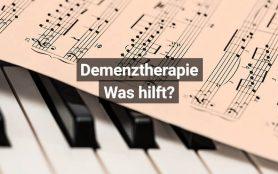 Demenztherapie Pflege