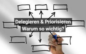 Delegieren Priorisieren Pflege