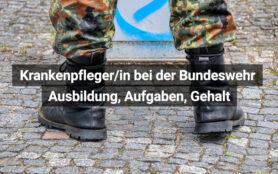 Krankenpfleger Bundeswehr