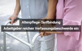 Altenpflege Verfassungsbeschwerde